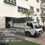 Dịch vụ cho thuê xe tải Phi Long tại đường Ngọc Lâm