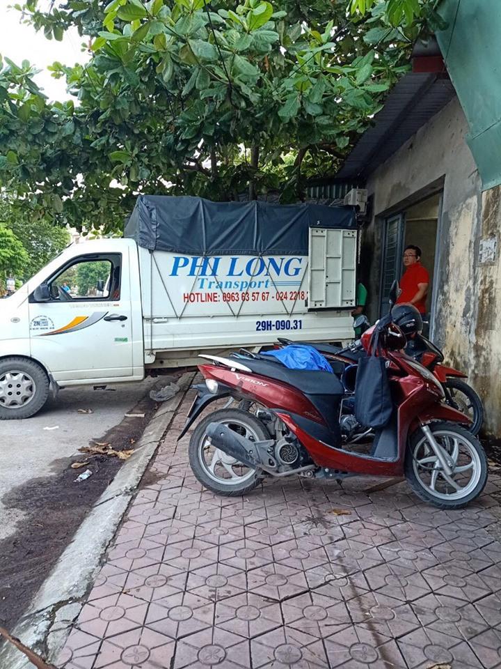xe tải chở hàng thuê tại đường huỳnh tấn phát