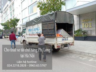 dịch vụ taxi tải chuyên nghiệp tại đường kim quan