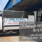 thuê xe tải chở hàng 5 tạ tại đường kẻ tạnh
