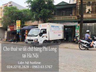 taxi tải của công ty phi long tại đường mai phúc
