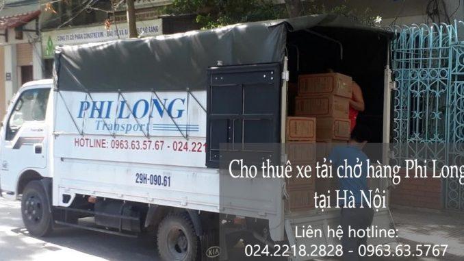 Xe tải chở hàng thuê tại phường Lê Đại Hành