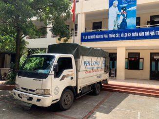 Thuê xe tải chở hàng phố Hồng Phúc đi Quảng Ninh