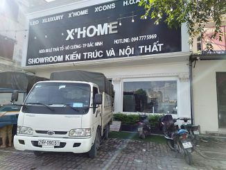 Taxi tải giá rẻ phố Ngũ Xã đi Hải Dương