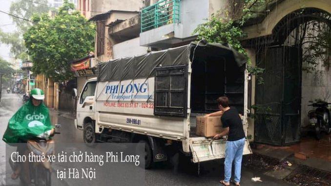 dịch vụ taxi tải chuyên nghiệp tại quận Hoàng Mai