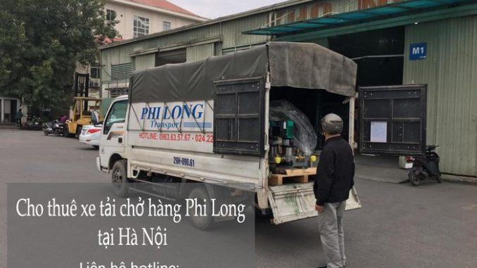 cho thuê xe tải chuyên nghiệp Hà Nội đi Hà Tĩnh