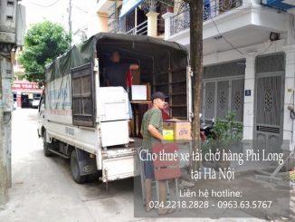 Dịch vụ xe tải chở hàng thuê tại huyện Thạch Thất