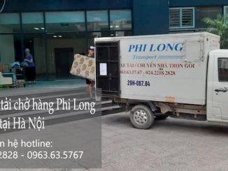 Dịch vụ taxi tải tại huyện Gia Lâm