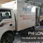 Dịch vụ xe tải chở hàng thuê tại huyện Sóc Sơn