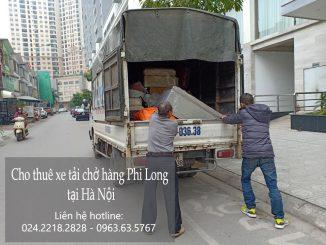 Dịch vụ chở hàng thuê tại huyện Phú Xuyên