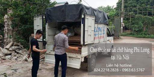 Dịch vụ xe tải chở hàng thuê tại huyện Hoài Đức