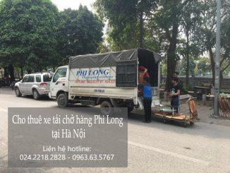 Dịch vụ xe tải chở hàng thuê tại huyện Thường Tín