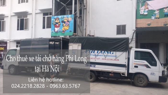Xe tải chở hàng thuê phố Tràng Tiền đi Hòa Bình