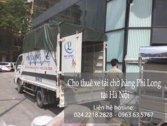 Xe tải chở hàng thuê phố Hàng Buồm đi Hòa Bình