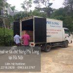 Xe tải chở hàng thuê từ đường Hồ Tùng Mậu đi Hà Nam