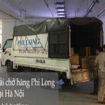 Xe tải chở hàng thuê tại đường Kim Giang đi Hải Phòng