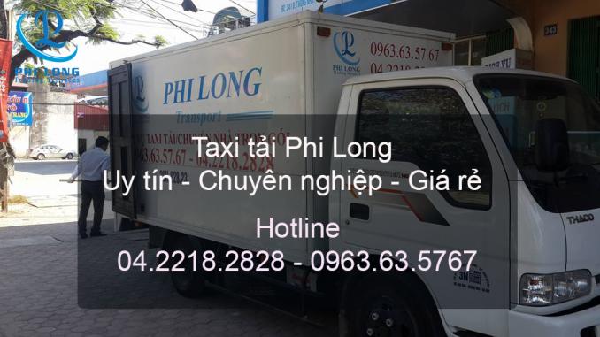 Taxi tải chở hàng tại quận Hoàng Mai đi Gia Lâm