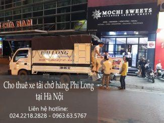 Xe tải chở hàng thuê tại đường Hàm Nghi đi Hà Nam